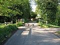 Stour Valley Walk crosses Bucksford Lane - geograph.org.uk - 1279193.jpg
