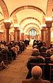 Strasbourg crypte de la cathédrale Notre Dame messe de Requiem 2013 09.JPG