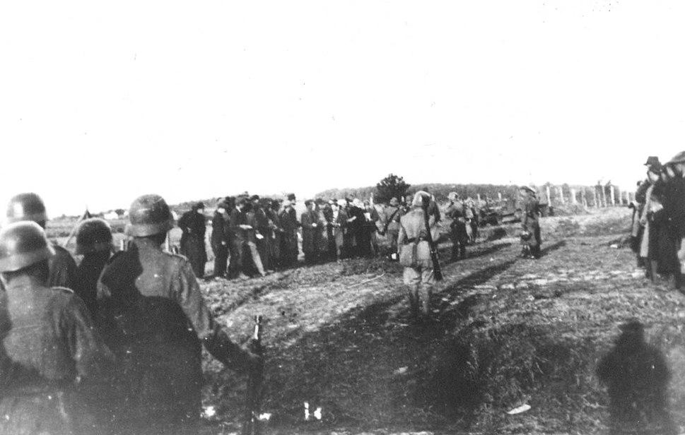 Streljanje naroda u Kragujevcu 1941
