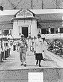 Strijd in Laos. Franse Generaal Salan en Prins Savang Loeang Prabang , hoofdstad, Bestanddeelnr 905-7049.jpg