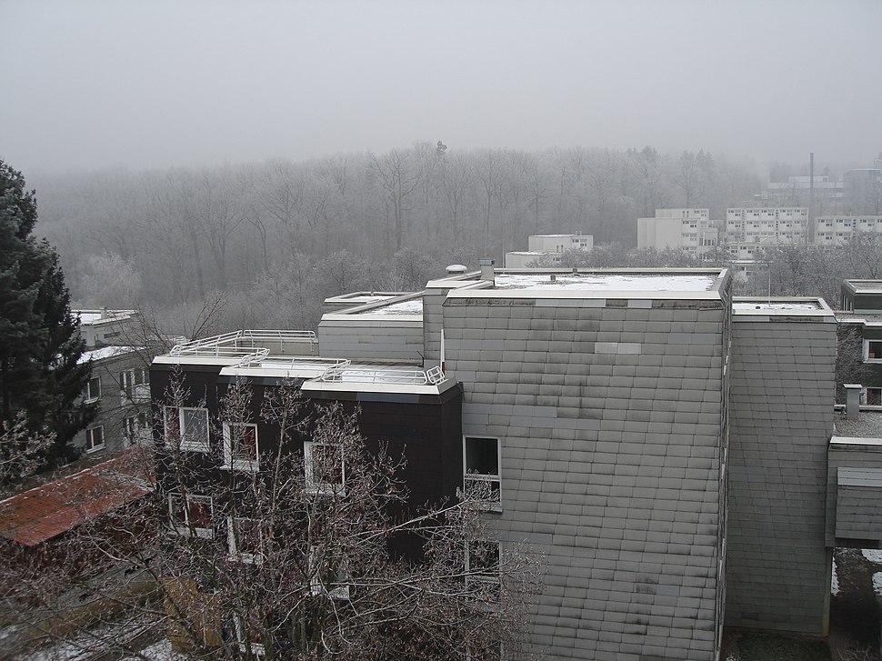 Studentenwohnheime (Allmandring I) 003