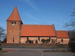 Stuhr Stuhrer Landstraße 142 St. Pankratius Kirche 13. Jh. 2019