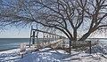 Sturgeon Bay Ship Canal Wisconsin Door County Winter (32071049691).jpg