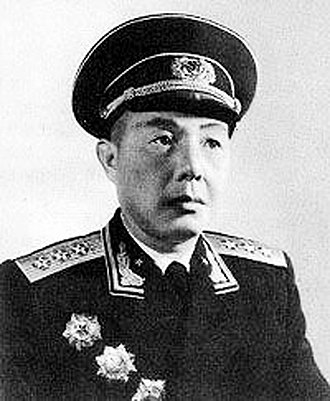 Su Zhenhua - Official portrait of Su Zhenhua