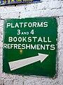 Subway sign, Horstead Keynes (9131850100).jpg
