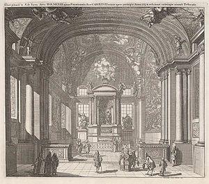1695 in Sweden - Suecia 1-021 ; Slottskyrkan