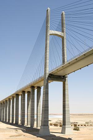 Suez Canal Bridge (2008) 07