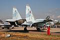 Sukhoi Su-35S Flanker-E 01 black (8583055624).jpg