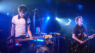 Sum 41 - Sum 41 playing live at Club Oxygen on March 7, 2008