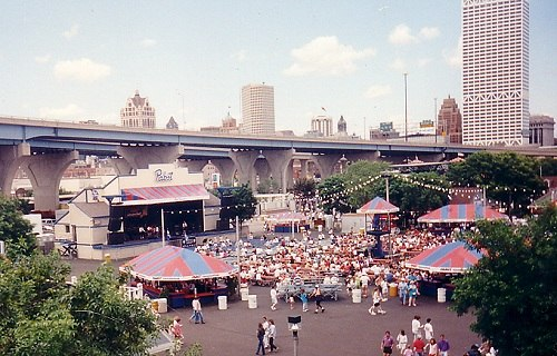 Summerfest Pabst Showcase 1994