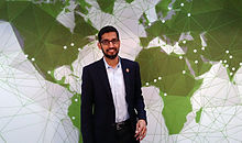 Description de l'image Sundar Pichai.jpg.