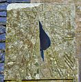 Sundial detail, St Maurs Glencairn Church, East Ayrshire, Scotland.jpg