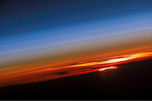 Sunset from Internation space station.jpg
