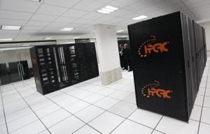 Amirkabir University of Technology - Supercomputer of AUT