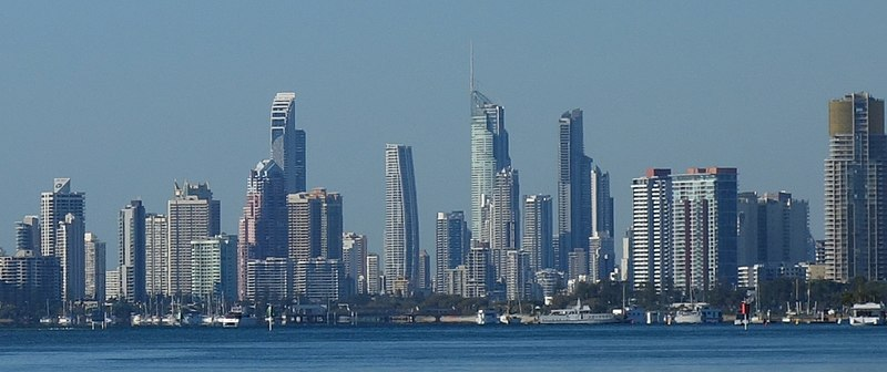 Fichier:Surfers Paradise from The Broadwater.jpg