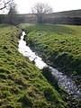 Surrey Hills Stream - geograph.org.uk - 656240.jpg