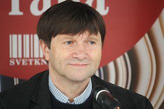Jan Hrušínský - Image: Svět knihy 2011 Jan Hrušínský