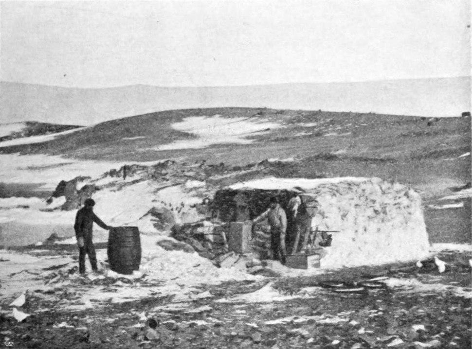 Swedish Antarctic Expedition Hope Bay