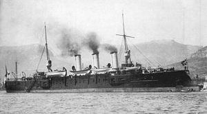 Russian cruiser Svetlana (1896) - Russian cruiser Svetlana