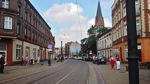 Świętochłowice - Downtown