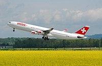 HB-JMB - A343 - Swiss