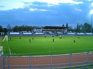 Széktói Stadion - Széktói Stadion in Kecskemét