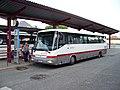 Tábor, autobusové nádraží, autobus Veolia Transport Praha 1263.jpg