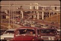TRAFFIC CONGESTION AT SOUTHWEST FREEWAY AND LOOP 610 INTERSECTION - NARA - 545884.tif