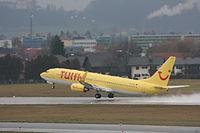 D-ATUL - B738 - TUI fly