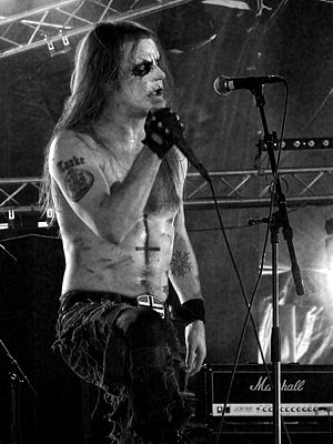 Taake - Hoest at Hellfest 2009