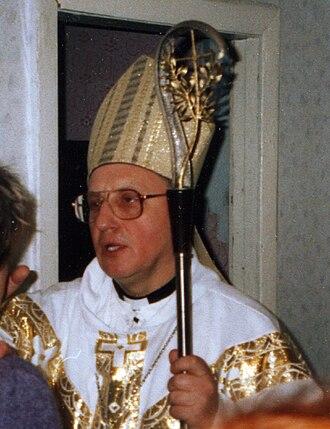 Tadeusz Kondrusiewicz (bishop) - Image: Tadeusz Kondrusiewicz 2