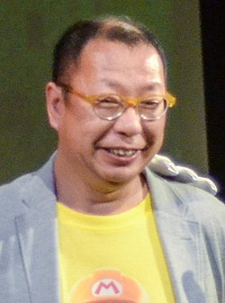 Takashi Tezuka 2015 (cropped).jpg