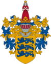 Greater coat of arms of Tallinn.