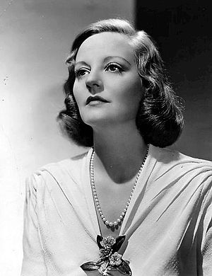 The Little Foxes - Tallulah Bankhead as Regina Giddens in the original Broadway production of The Little Foxes