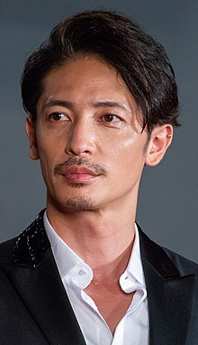 Tamaki Hiroshi - Jurassic World Fallen Kingdom Japan Premiere - 2018 (29233654678) (cropped).jpg