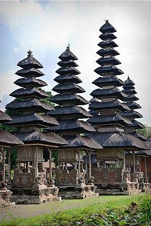 Mengwi - Tamun Ayun temple in Mengwi