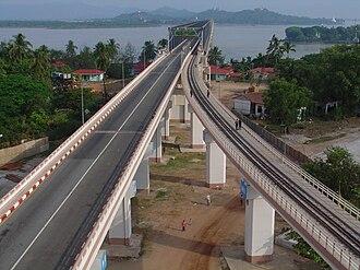 Mawlamyine - Thanlwin Bridge