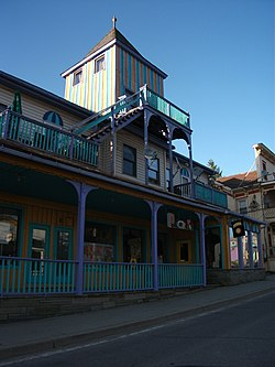 Tannersville Main Street Historic District May 11.jpg
