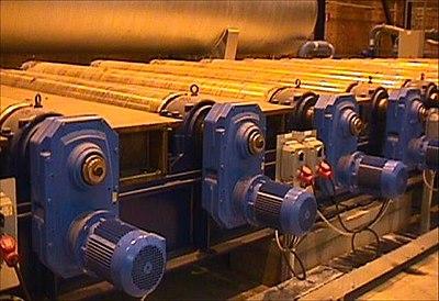 рольганги металлургические