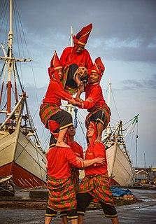 Sepak raga Traditional Indonesian and Malaysian sport