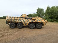 Tatra OT64 APC (1960) (Chzech) owned by David Froggatt pic06.JPG