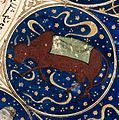 "Taurus - Horoscope from 'The book of birth of Iskandar"" Wellcome L0040145.jpg"