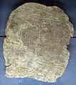 Tavoletta in piombo con testo magico in greco, forse incantesimo d'amore, PSI I 28, da hermopolis magna, III-IV sec. dc. 02.JPG