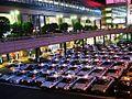 Taxis at Sendai Station 01.JPG