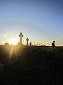 Teachlach Einne Sunset (6008396262).jpg
