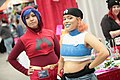 Team Magma & Team Aqua grunt cosplayers (23488464662).jpg
