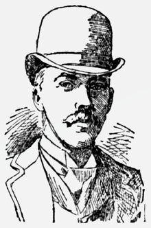 Ted Sullivan 1893 Nashville American illustration.png