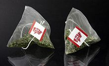 Tea bag - Wikipedia, the free encyclopedia