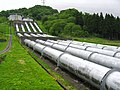 Tepco Shinanogawa power station head tank and penstocks.jpg