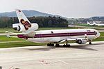 "Thai Airways International McDonnell Douglas MD-11 HS-TMD ""Phra Nakhon"" (26448896304).jpg"